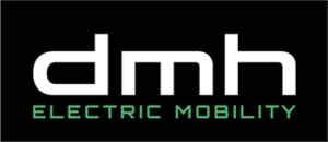 DMH electric mobility Logo